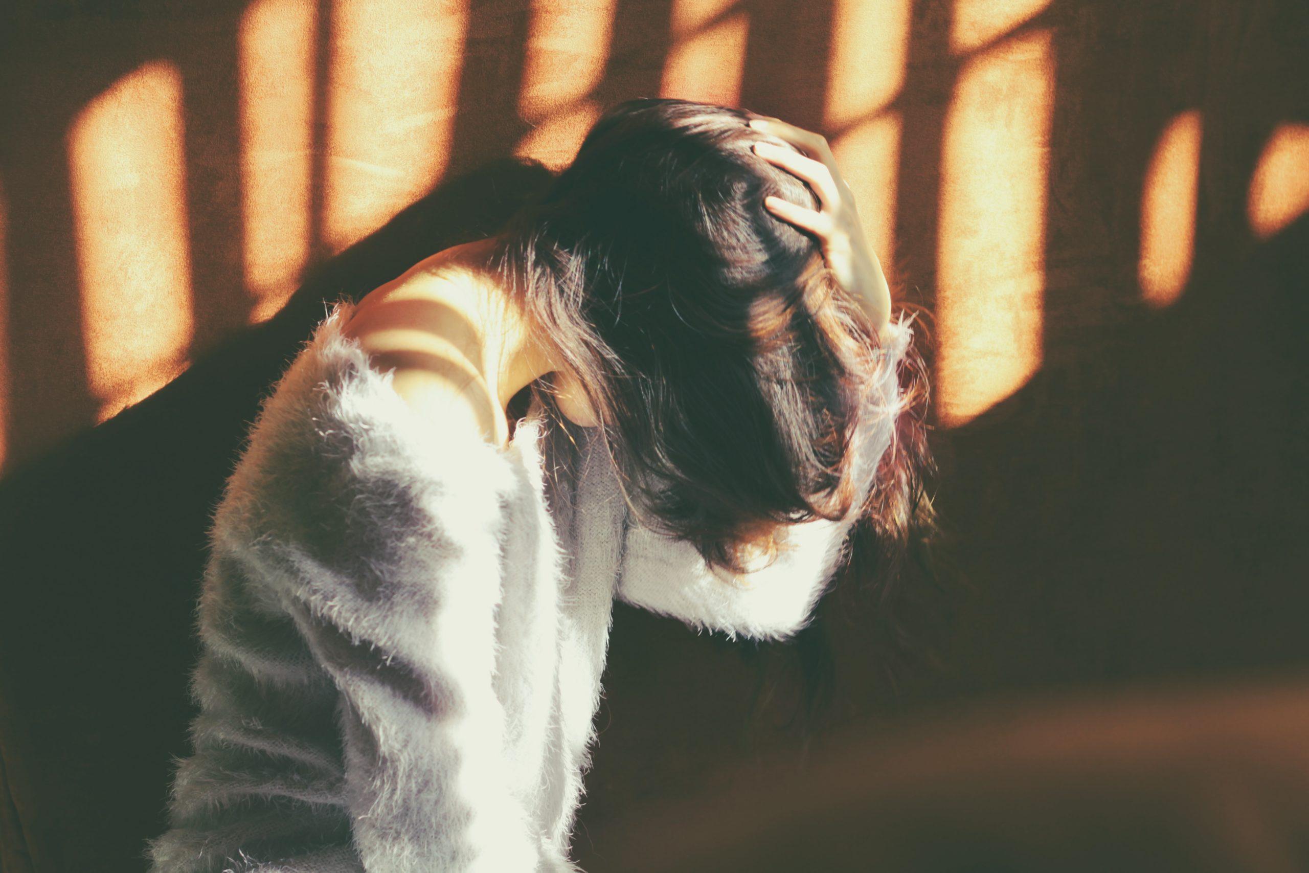 woman-melancholy